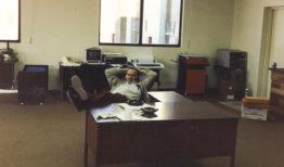 1981 Current Building - Donald Ostrem